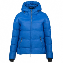 HORZE LADIES PIPPA PUFFY JACKET - ROYAL BLUE - RRP £79.99 (2)